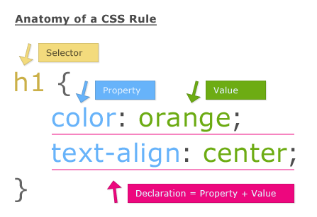 CSS: Basic Properties and Applications